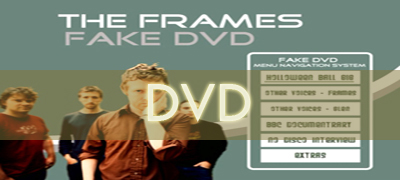 Frames - DVD Project